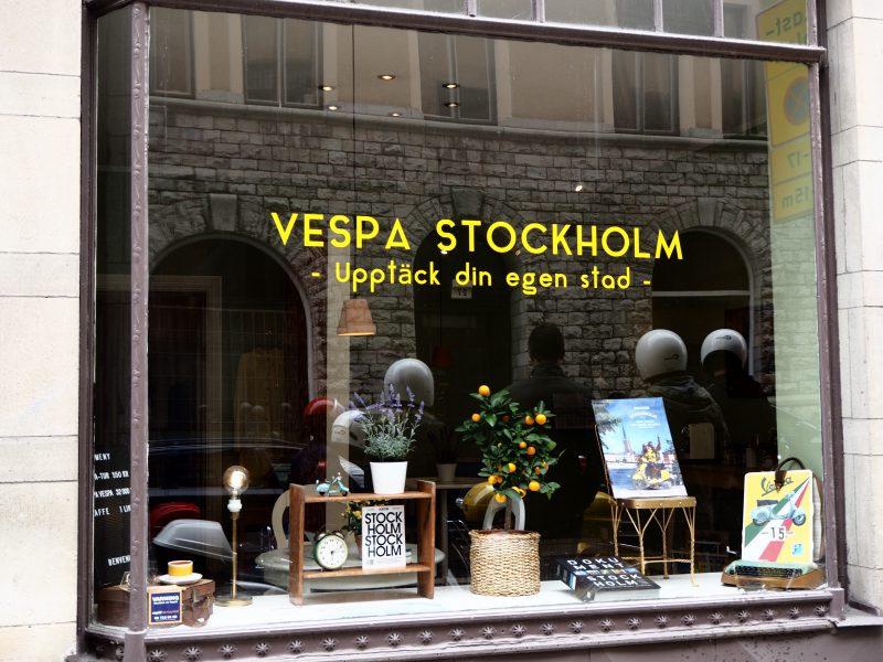 Vespa Stockholm