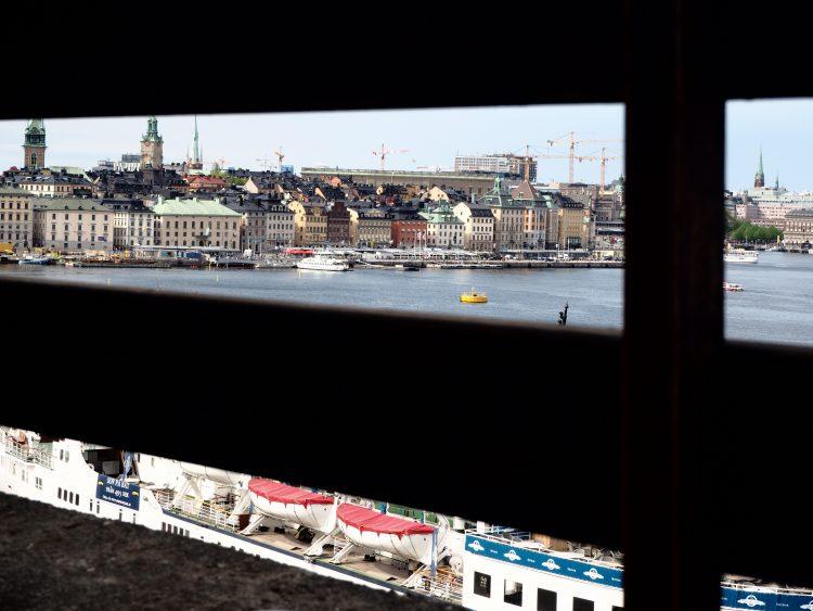 Naar Stockholm met TRES
