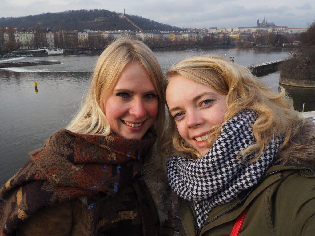 Citytrip Praag met Nienke