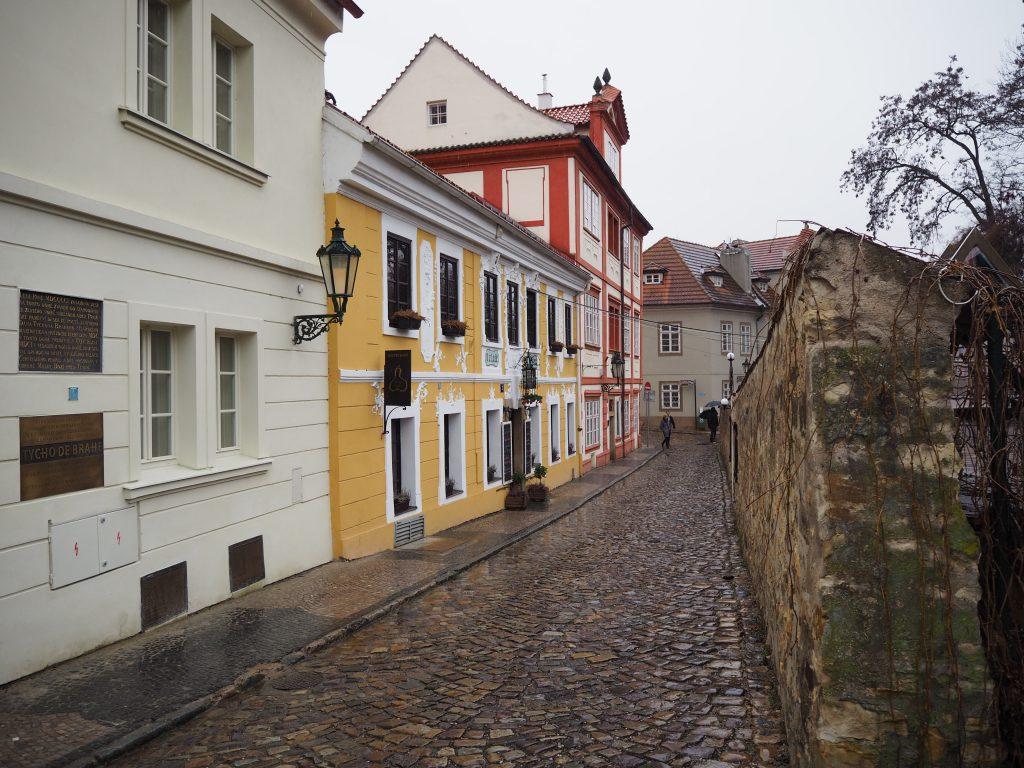 Het gouden straatje Praag