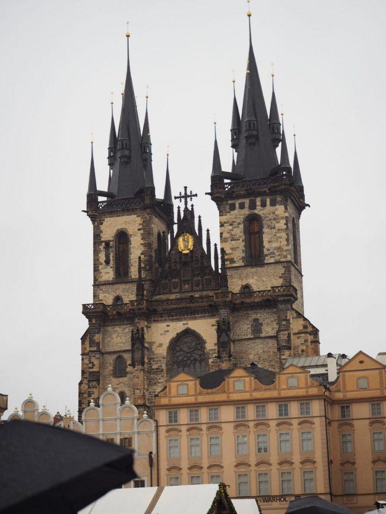 Kostel Panny Marie Pred Tynem