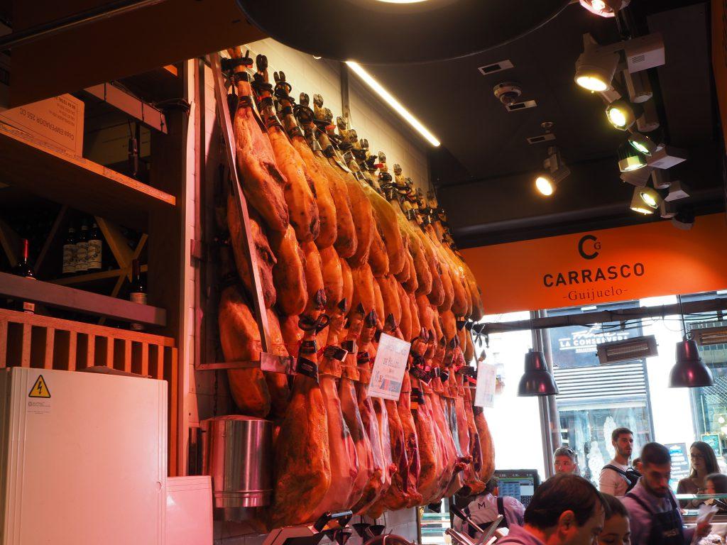 Mercado San Miguel - Hammen