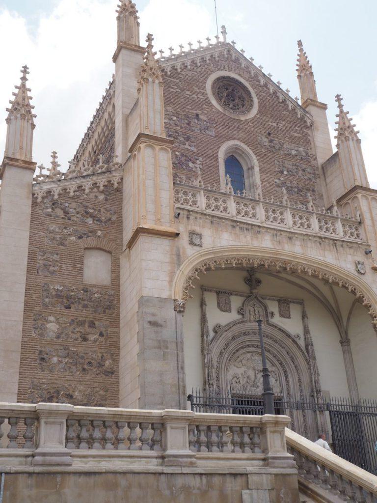 Kerkje Madrid