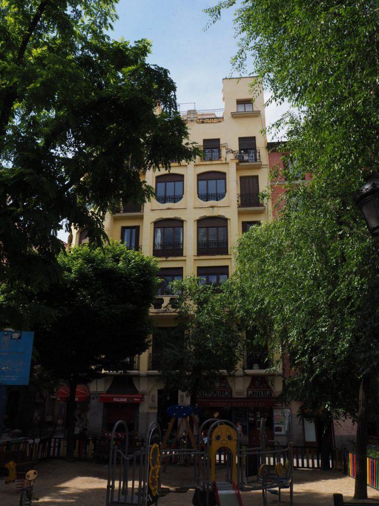 Mooi huis Madrid