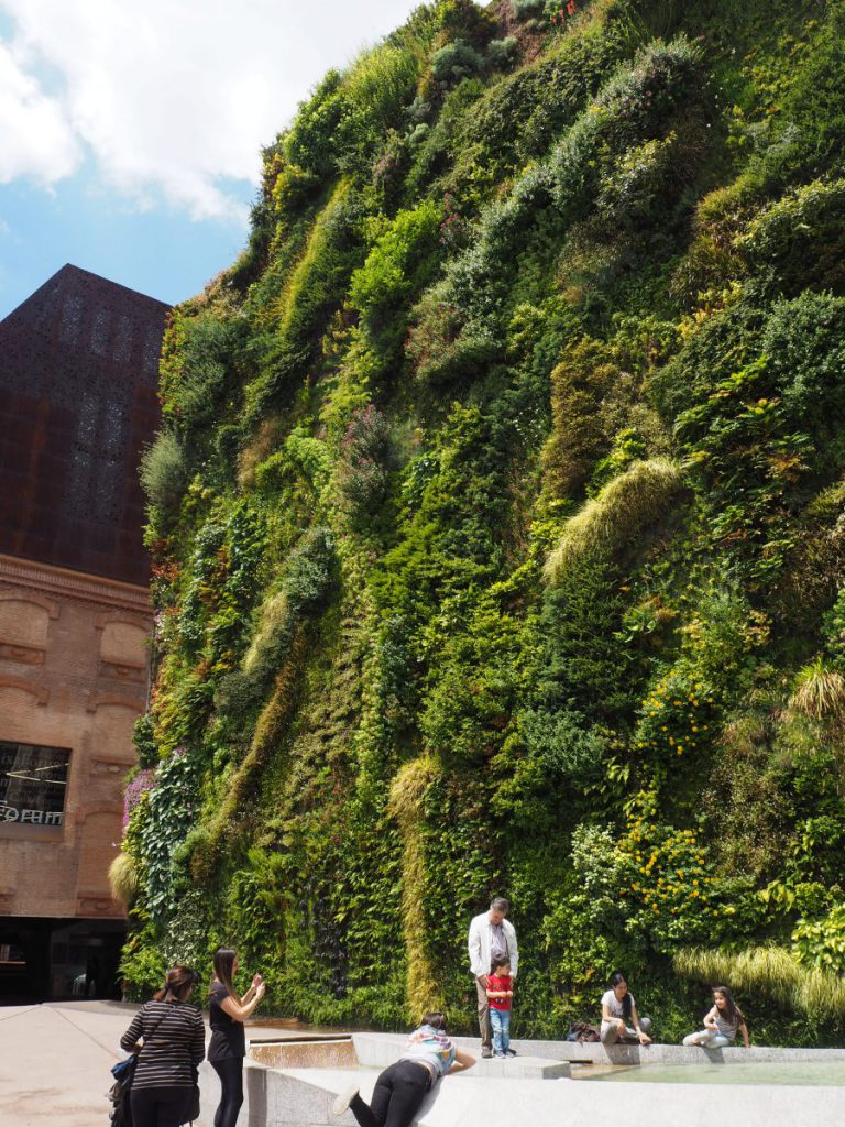 Vertical Garden Madrid