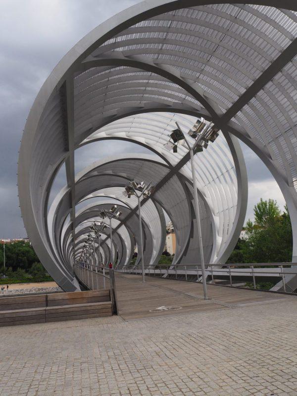 Arganzuela Madrid binnenkant