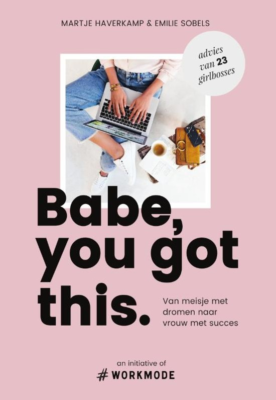Babe, you got this - Cover