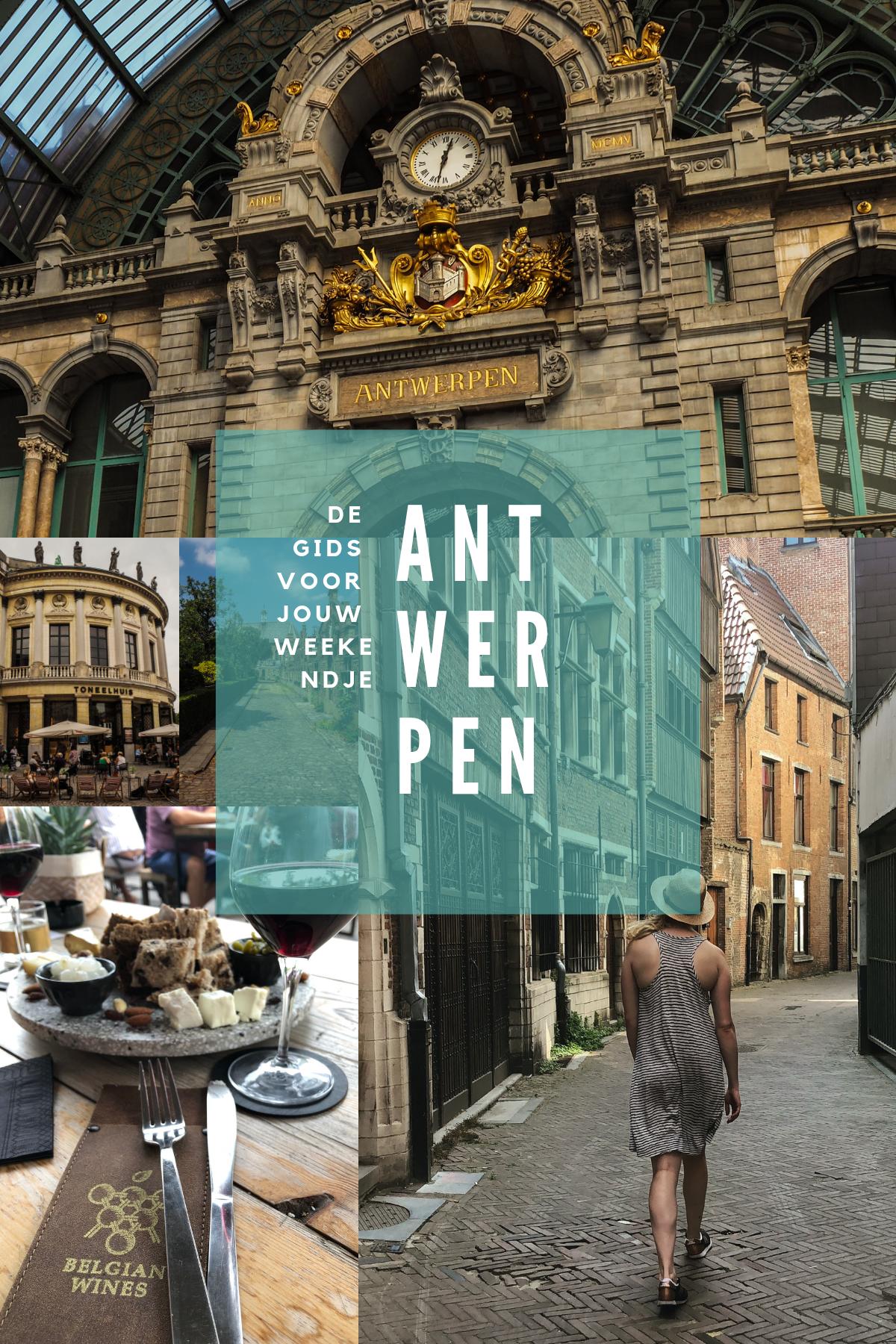 Travel: Citytrip Antwerpen