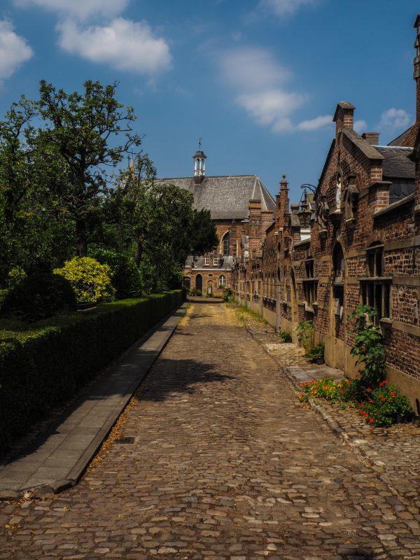 Woningen van de Karmelietessen Antwerpen