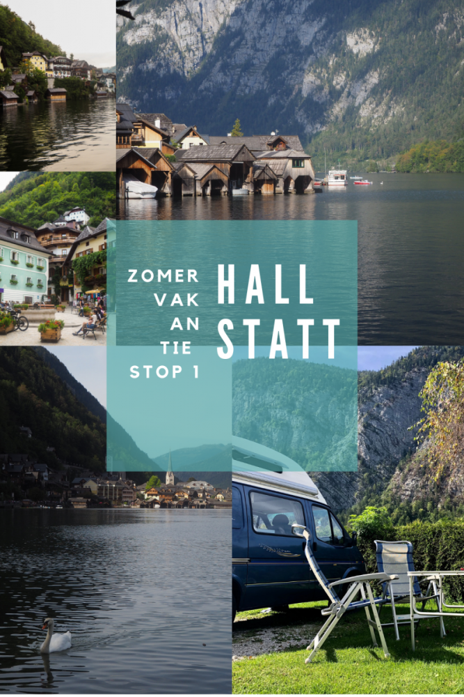 Travel: zomervakantie stop 1 Hallstatt