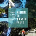 Krimmler Wasserfalle vakantiegids