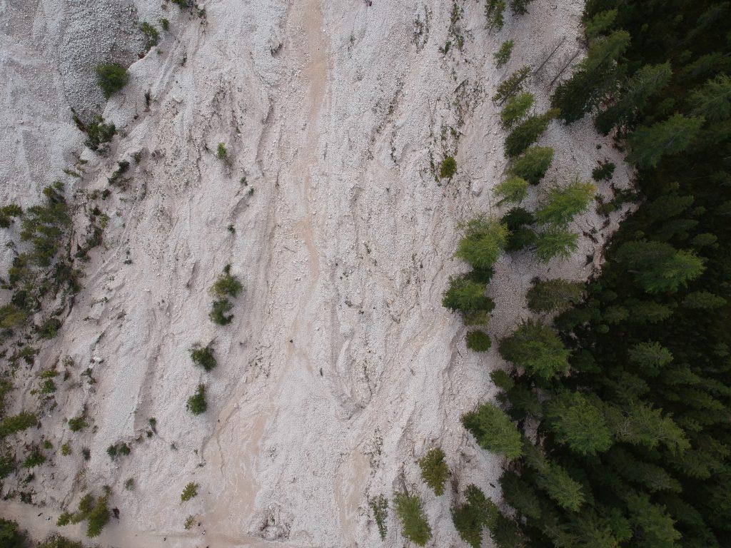 Dronephoto Lago di Braies