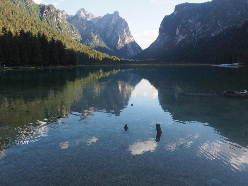 Toblacher See / Lago di Dobiacco