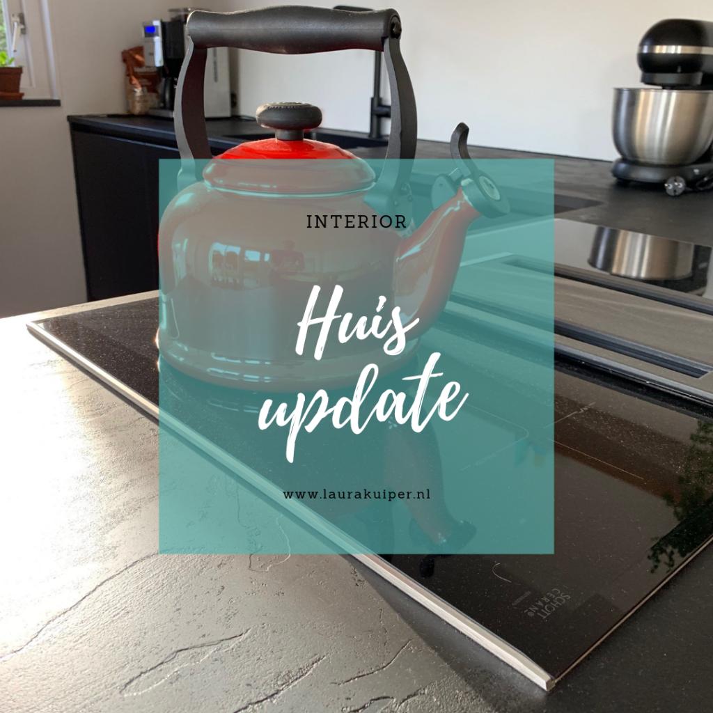 Interior: Huis update