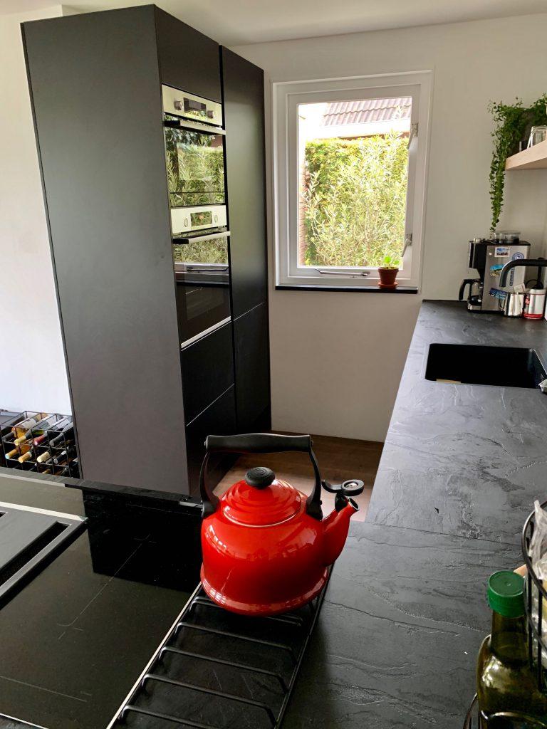 Interior: de keuken