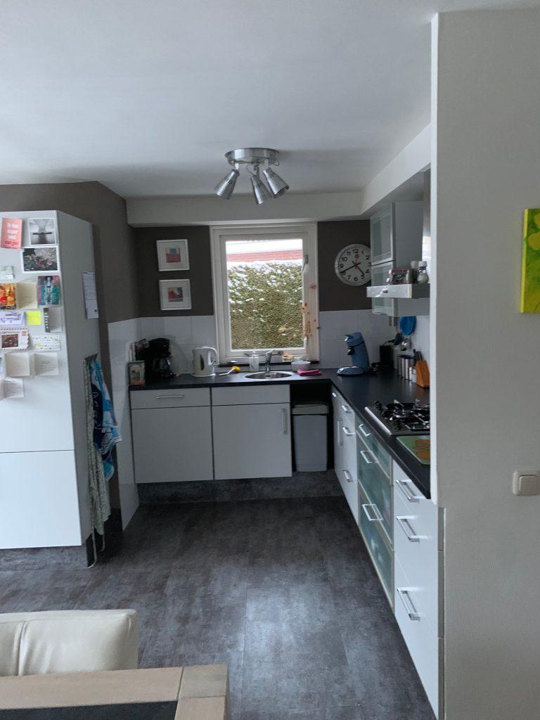 Interior: oude keuken