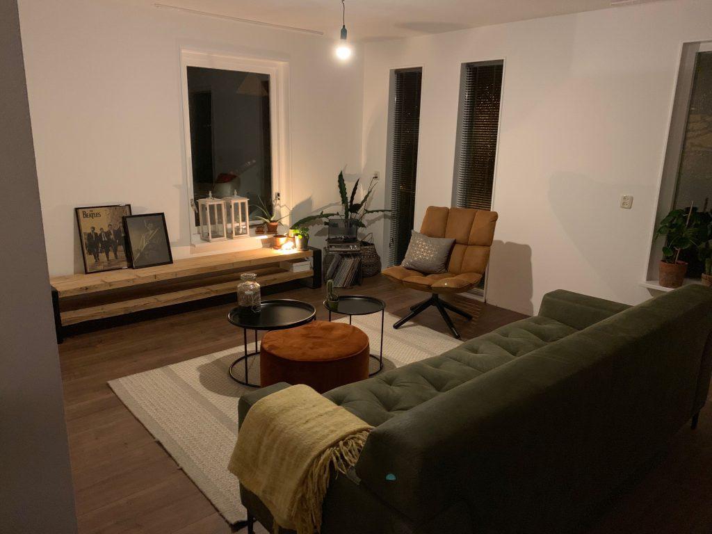 Interior: woonkamer