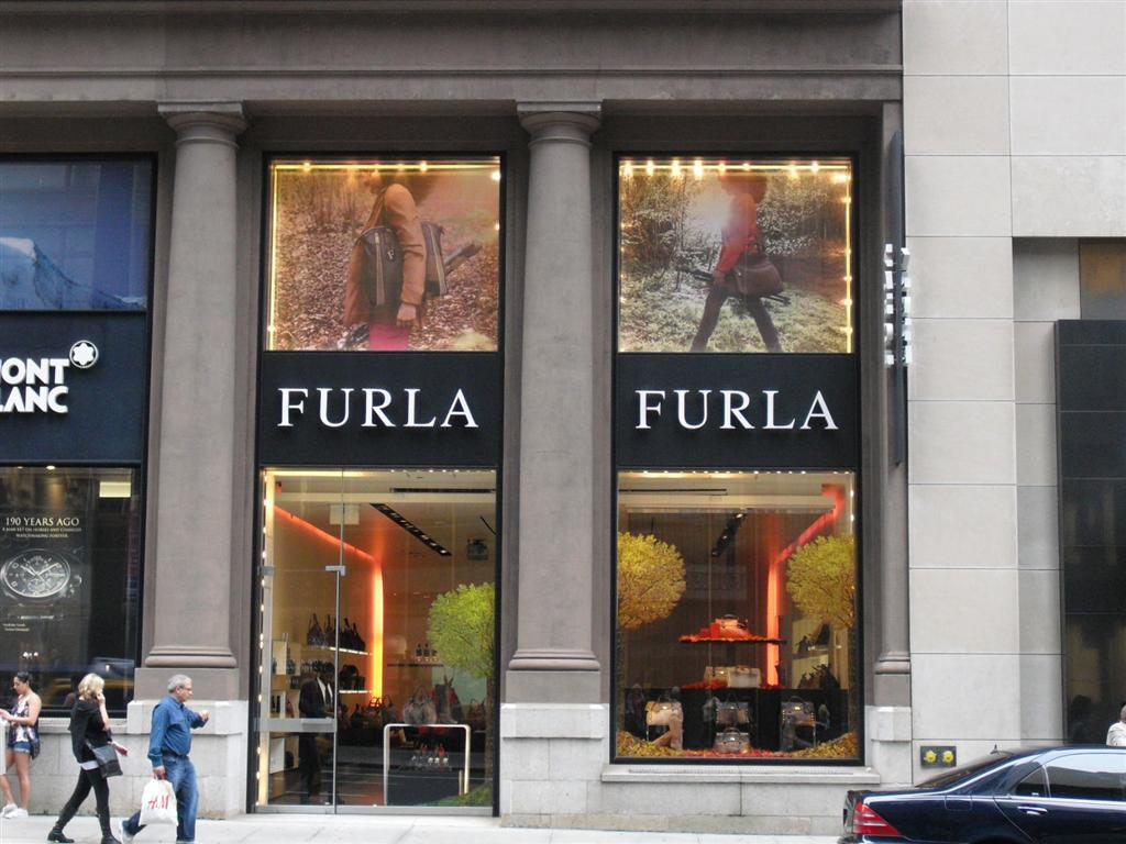 After the holiday I was broke - Furla