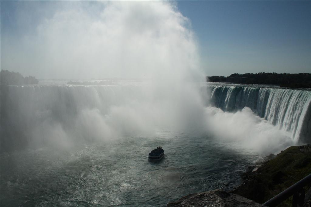 Niagara Falls boot