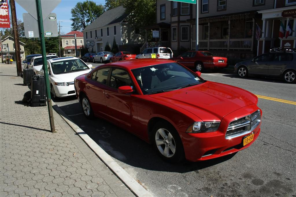 Onze Dodge Super Charger